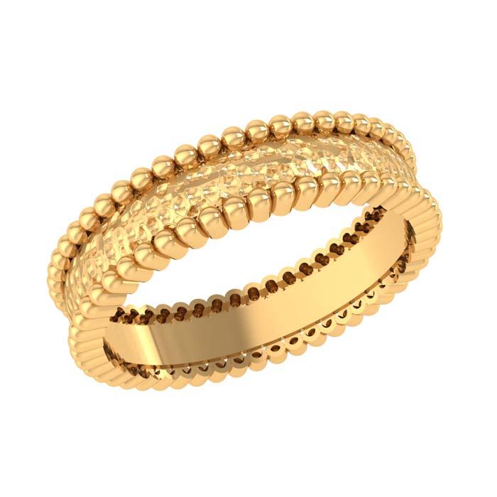 Chitrita Gold Ring