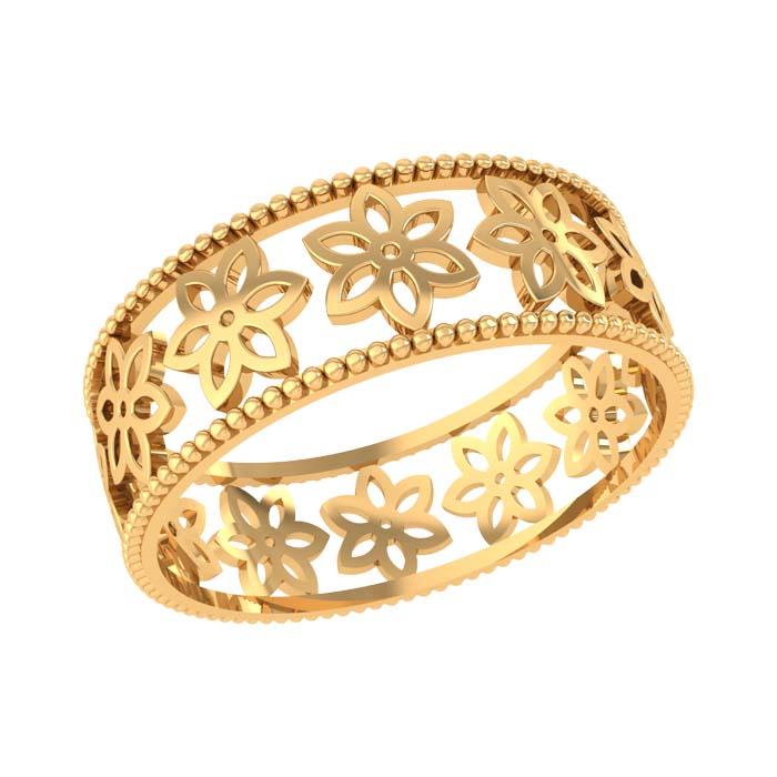Uphar Gold Ring