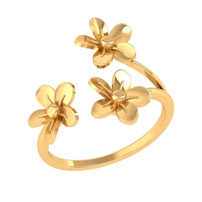 Skyla Gold Ring