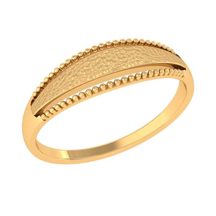 Charu Gold Ring