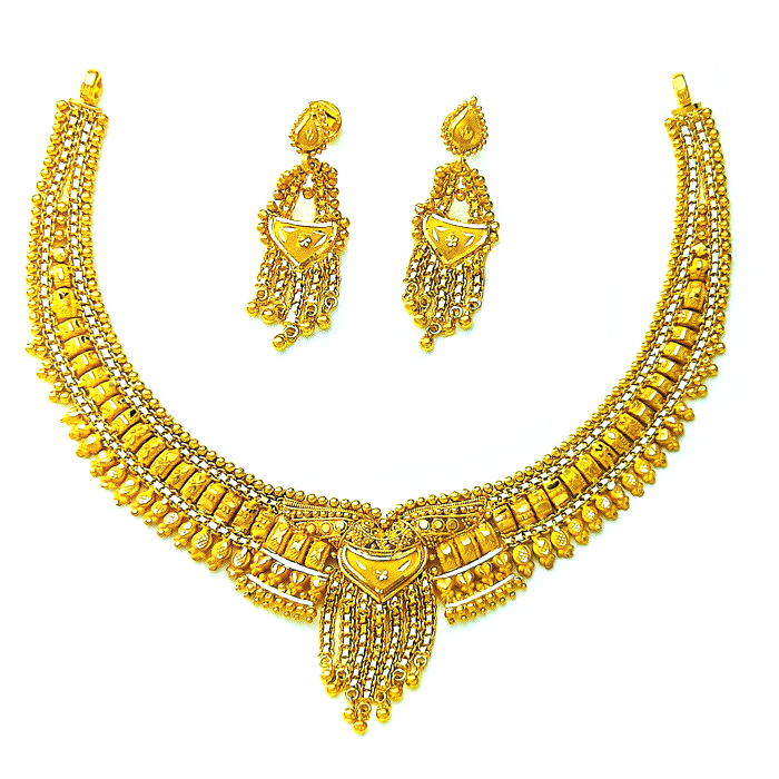 Bridal Special Gold Necklace