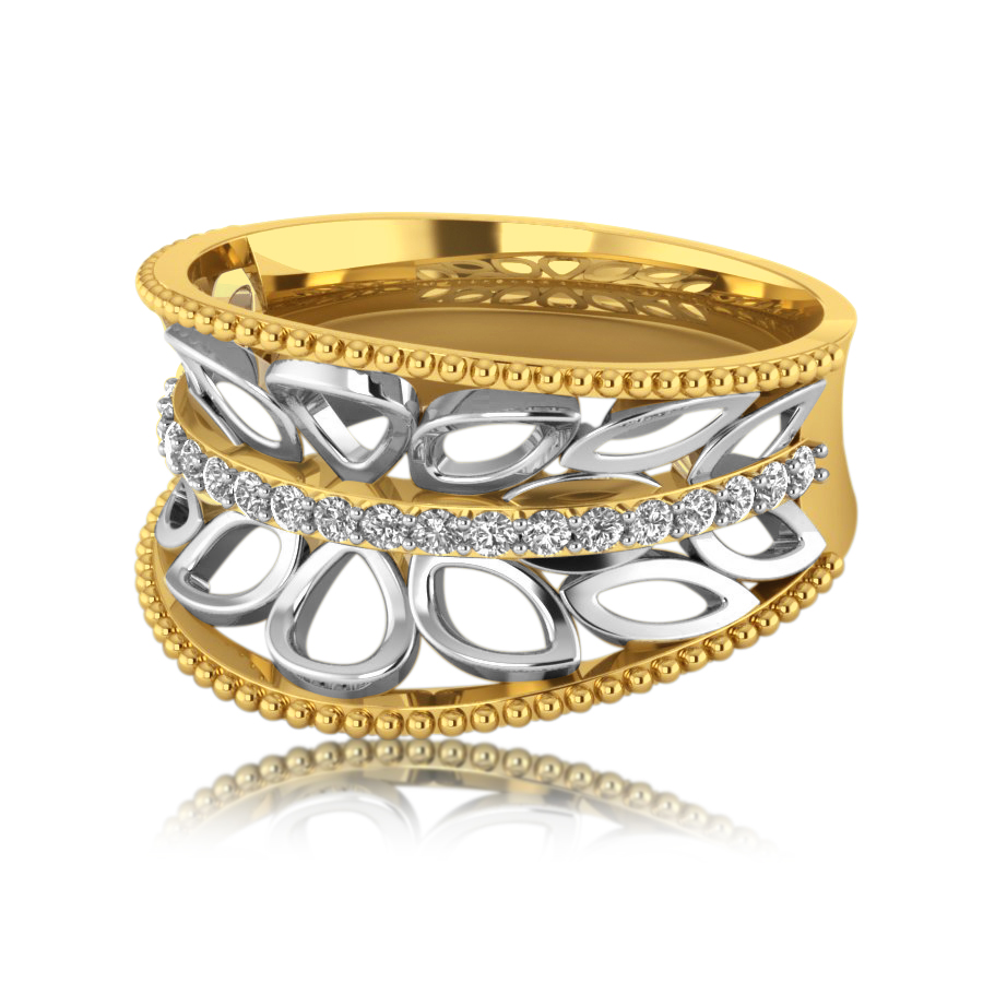Beyond Eternity Diamond Ring