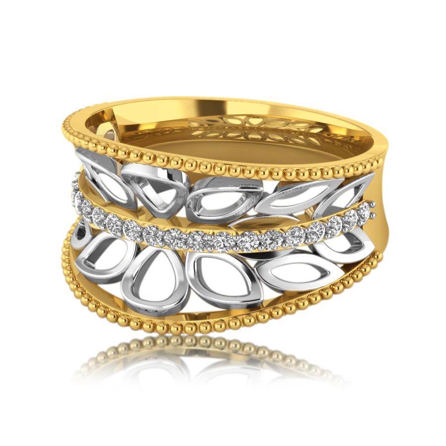 Beyond Eternity Diamond Ring