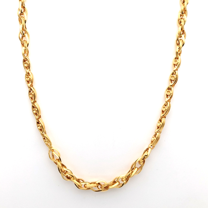 Spangel Fashion Gold Chain