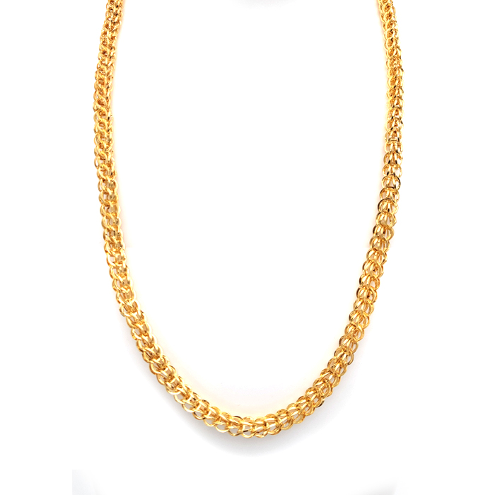 Nawabi Gold Chain