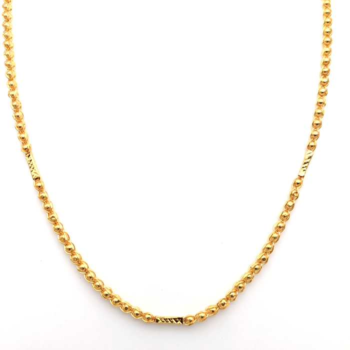 Gliming Gold Chain