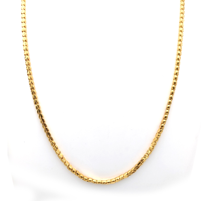 Flagship Gold Chain