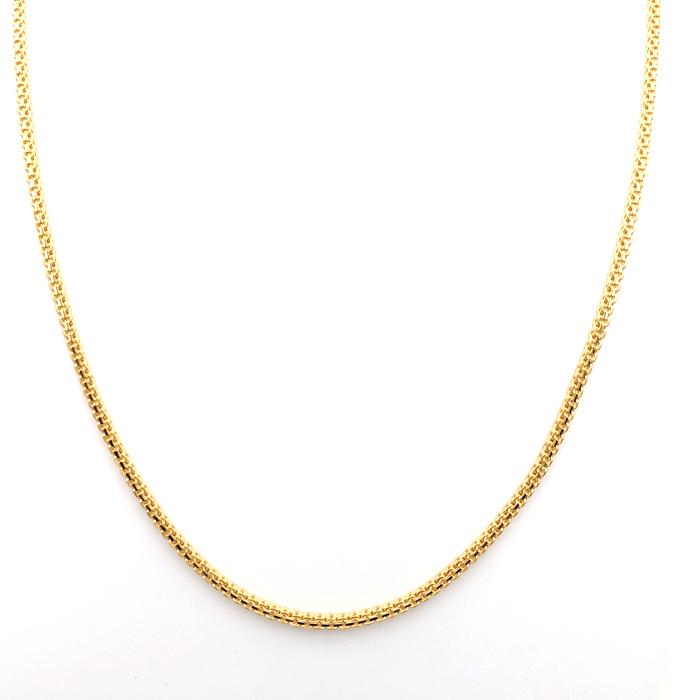 Mala Gold Chain