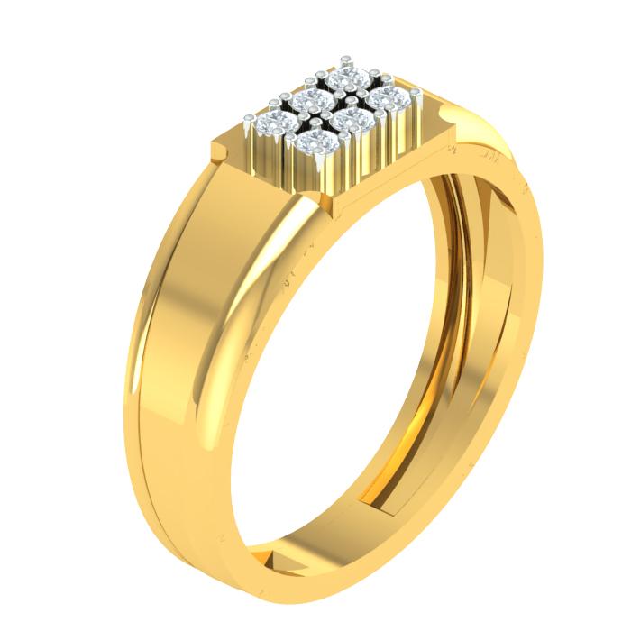 Empress Diamond Ring