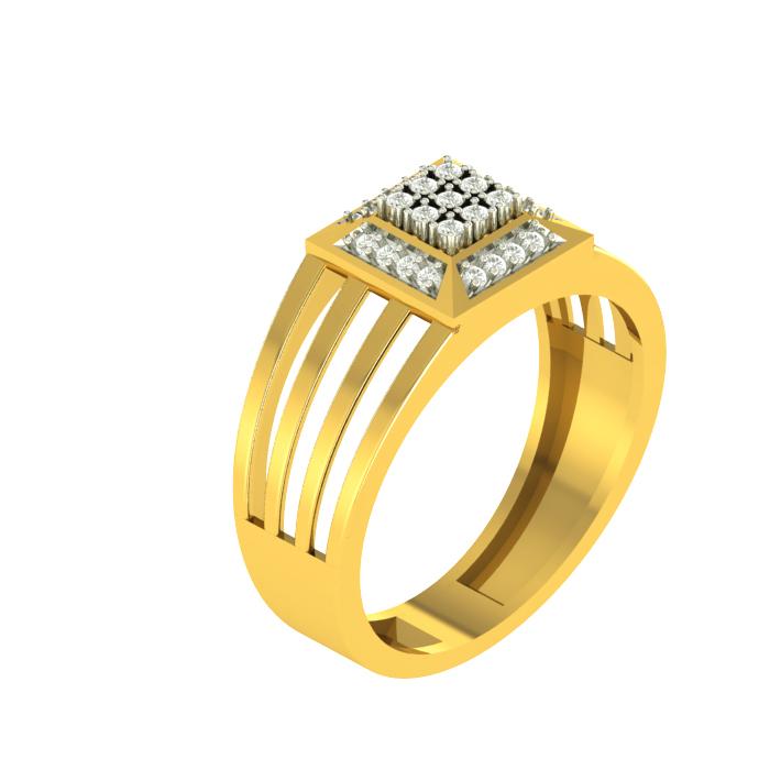 Scott Diamond Ring
