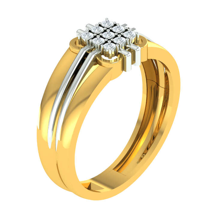 Divine Diamond Ring
