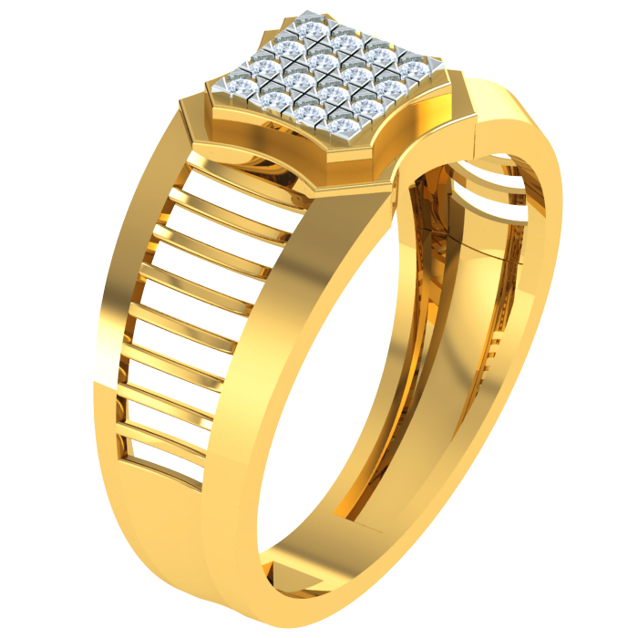 Nifty Diamond Ring