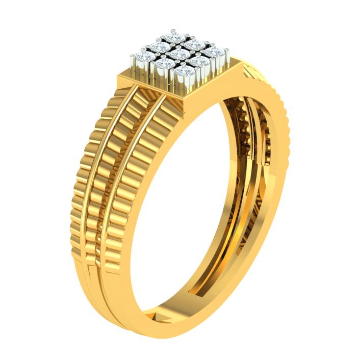 Brink Diamond Ring