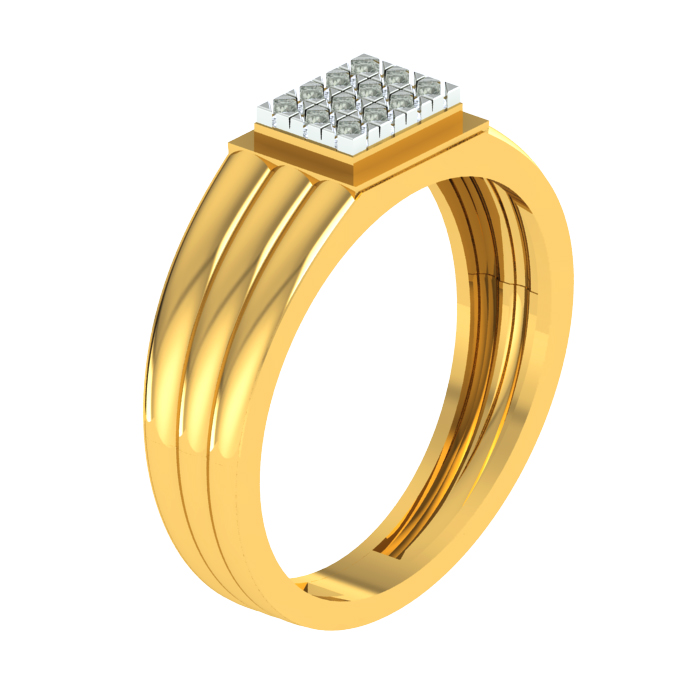Ishan Diamond Ring