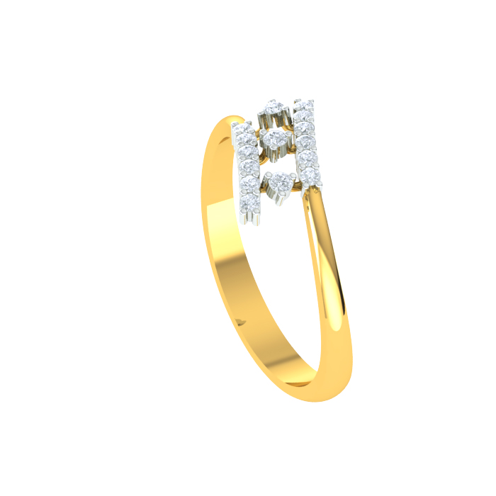 Cupid Diamond Ring