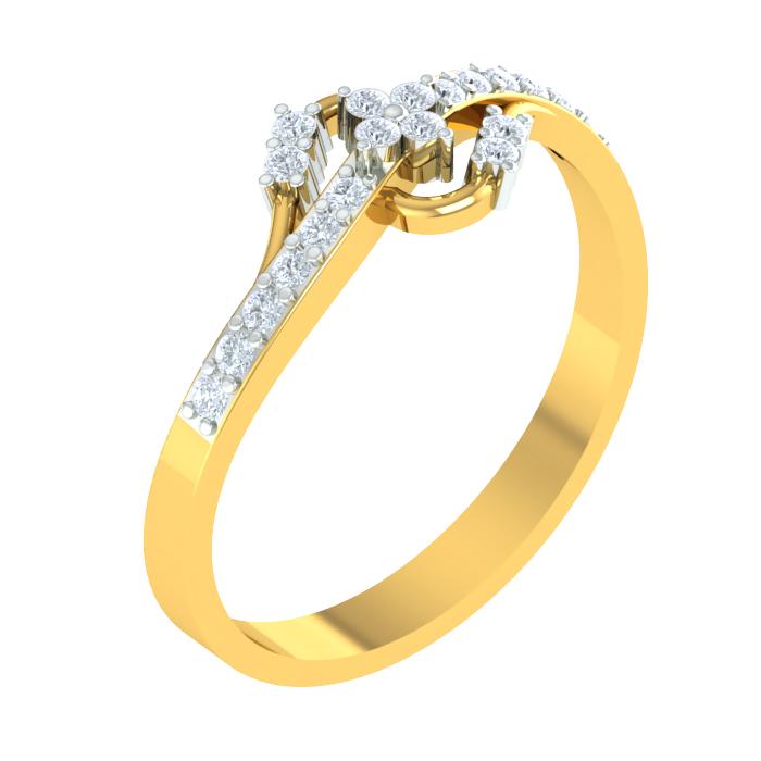 Ovi Twine Ring