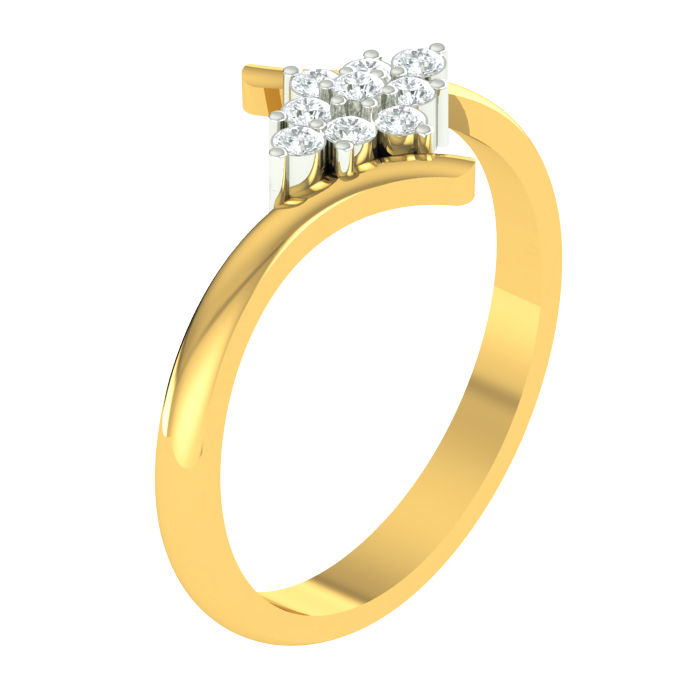 Mukti Diamond Ring