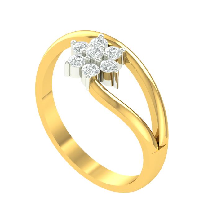 Emmi Diamond Ring