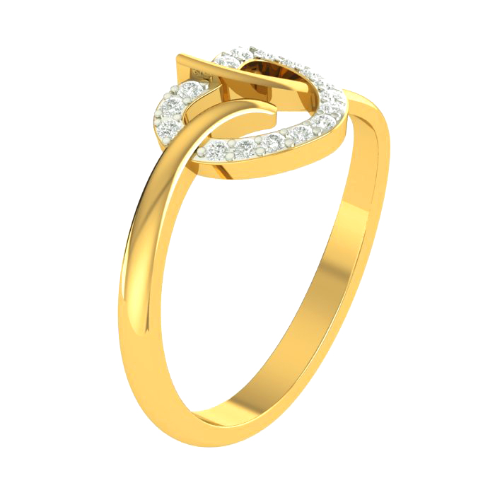 Zeal Love Diamond Ring