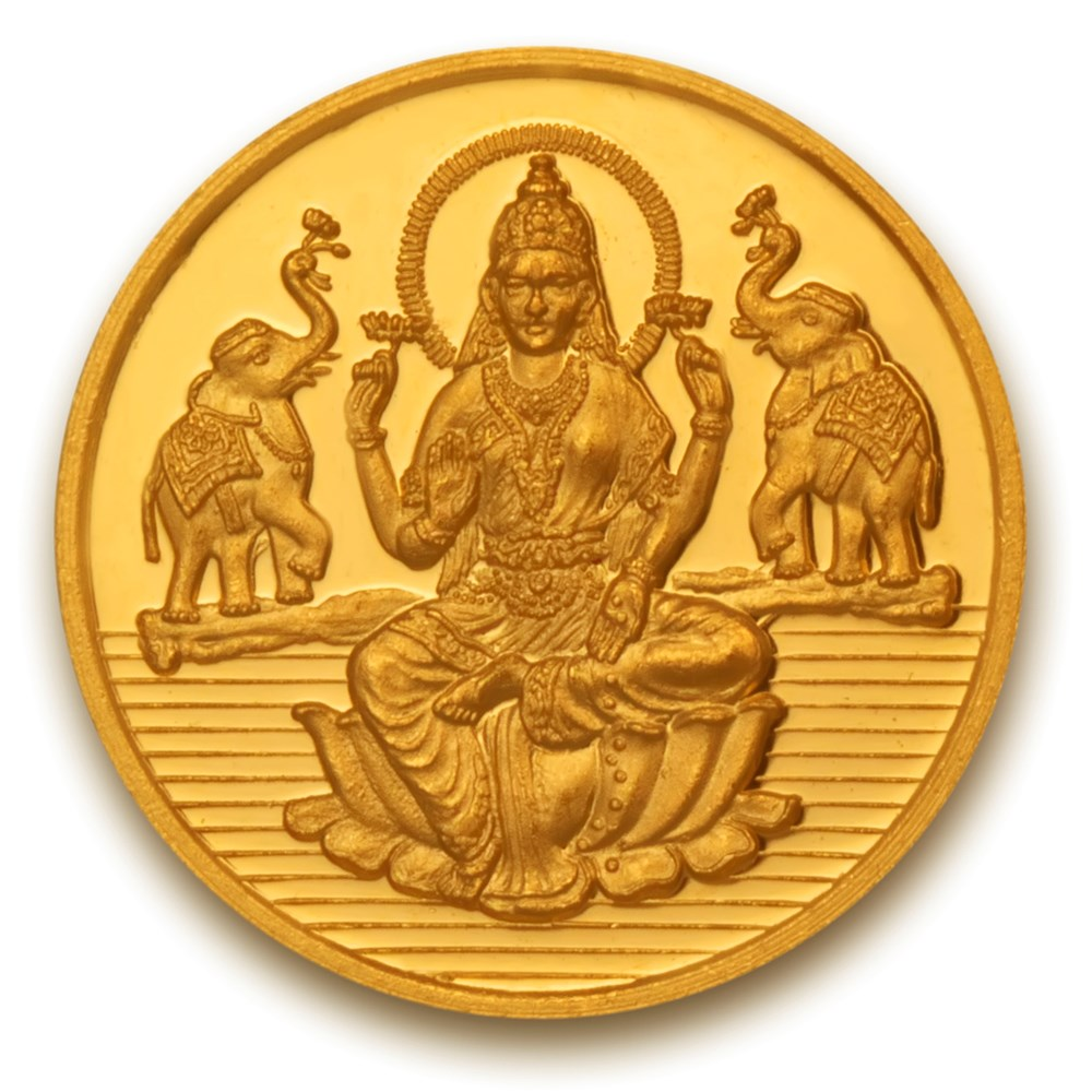 Laxmi shree Gold Coin