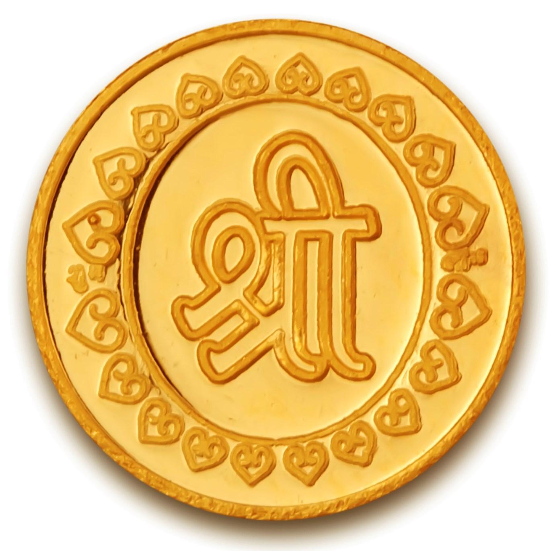 Laxmi shree Gold Coin02