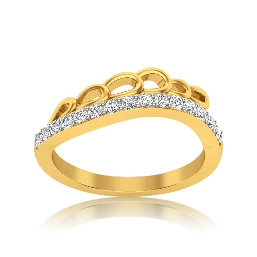 Eternal Fantasy Diamond Ring