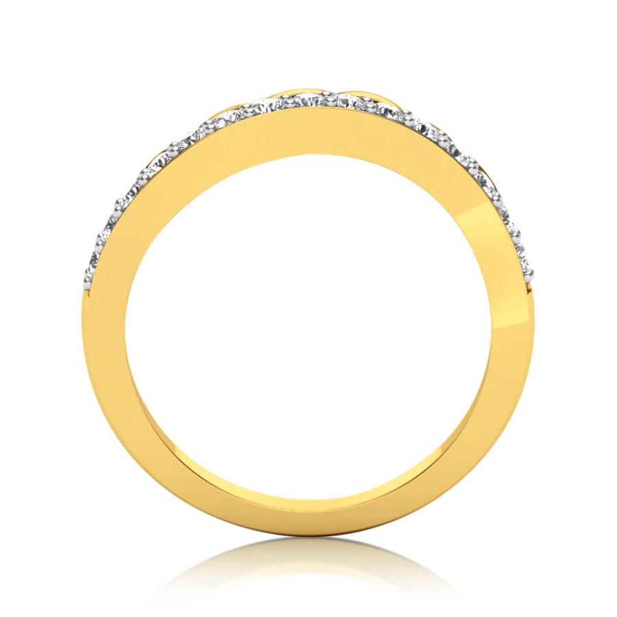 Eternal Fantasy Diamond Ring