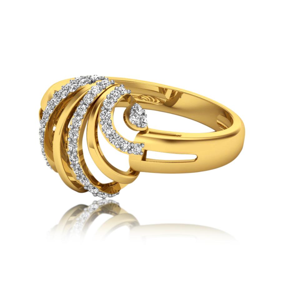 Rare Beauty Diamond Ring