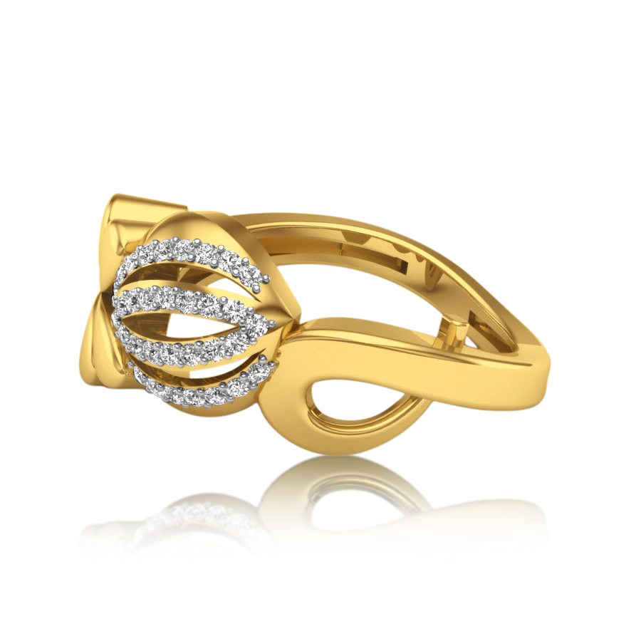 Dazzling Classic Diamond Ring