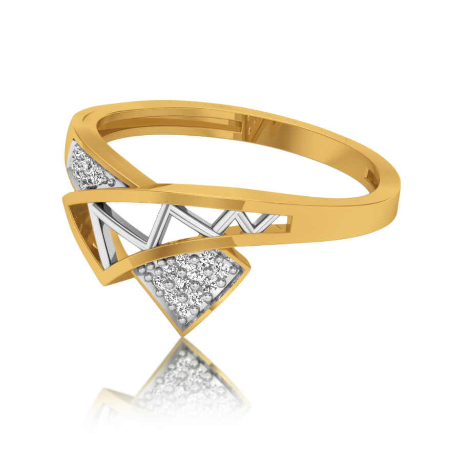 Zingy Blingy Diamond Ring