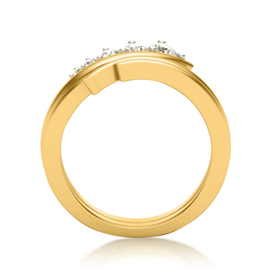 Classic 5 Diamond Ring