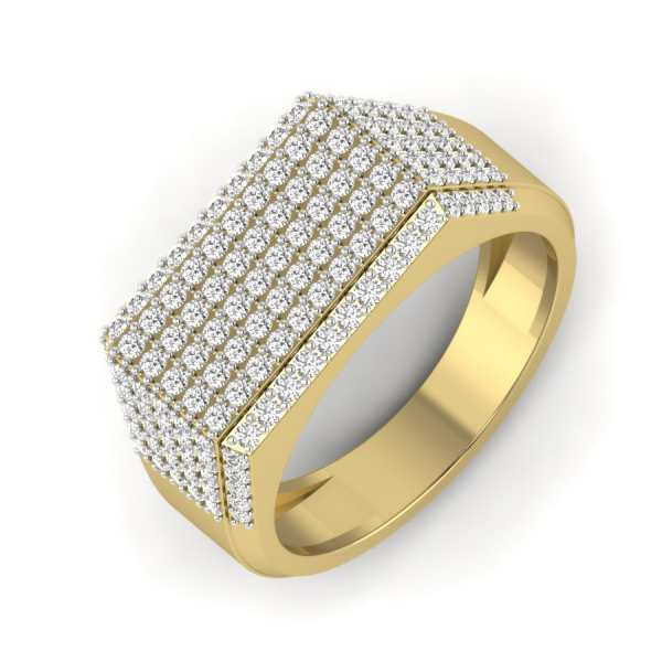 Timless Sparkle Diamond Ring
