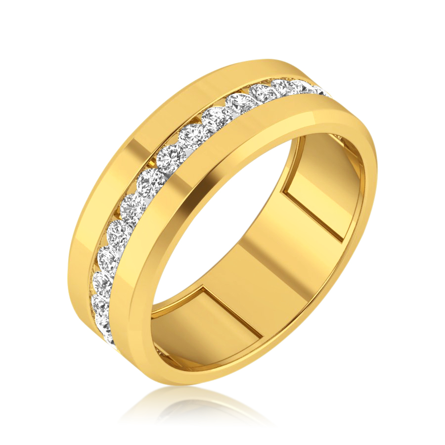 Magic of Eternity Diamond Ring