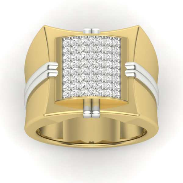 Be Bold Diamond Ring