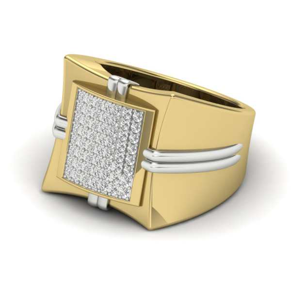 Be Bold Diamond Ring