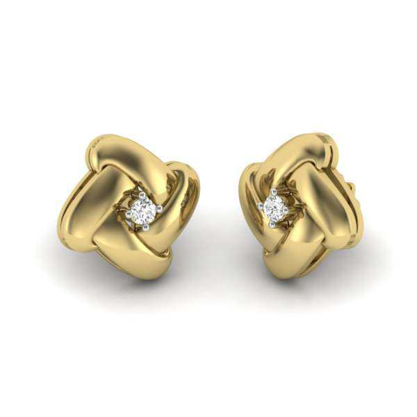 Be Yourself Diamond Earring