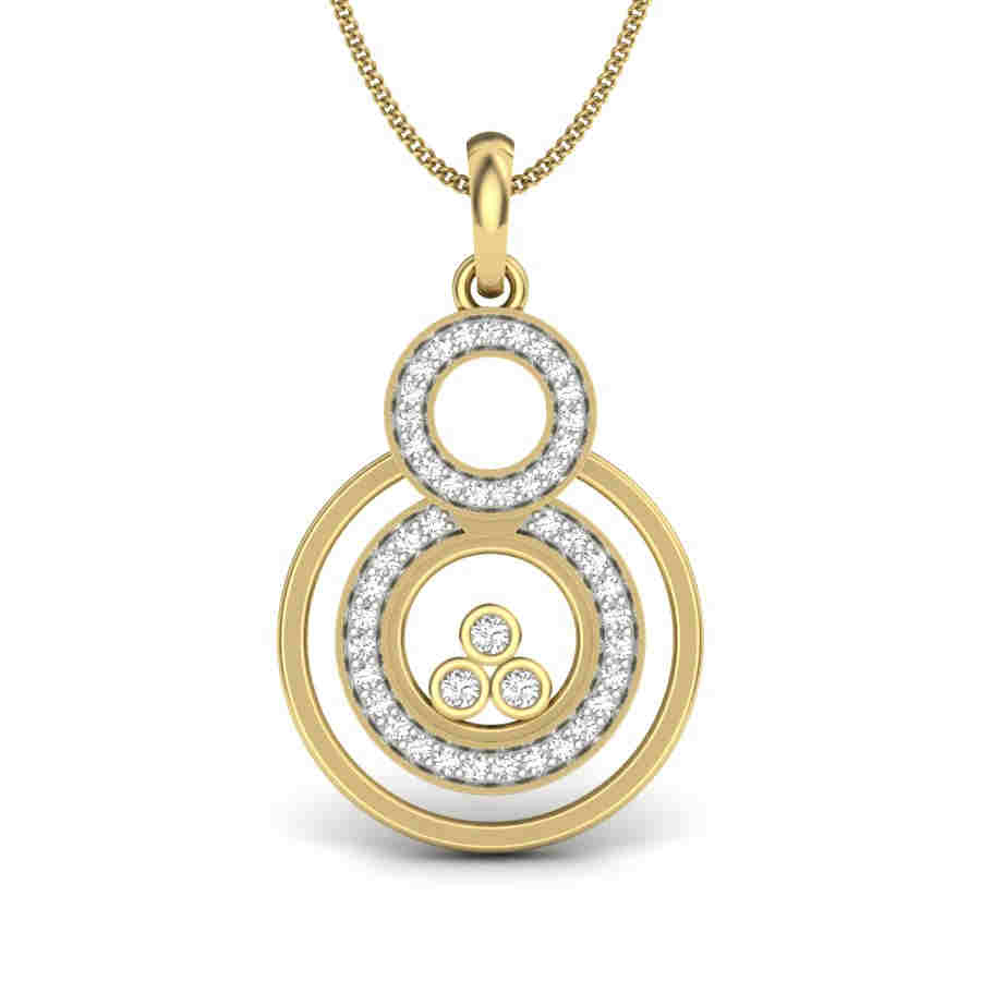 Love For Circles Pendant